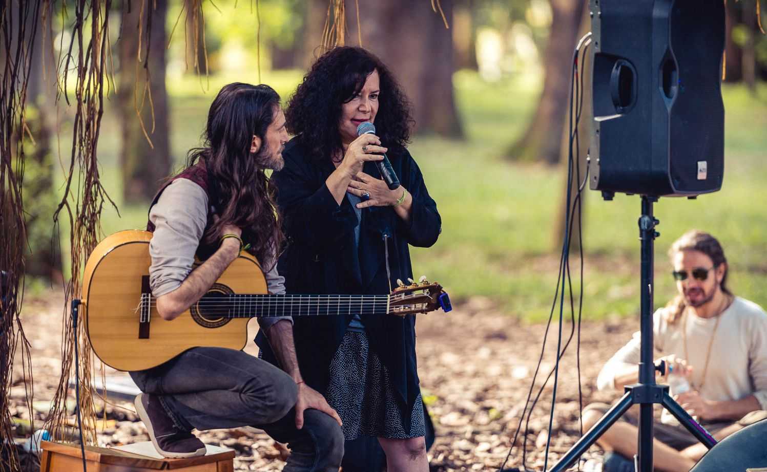 Photo Heloisa and Estas Tonne